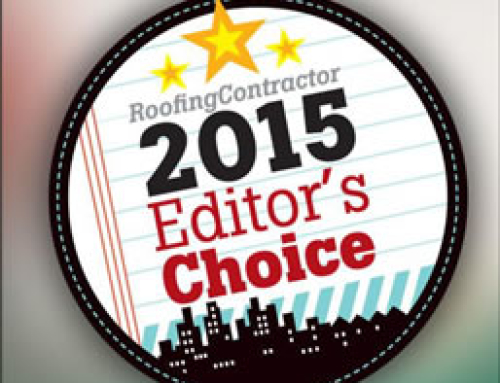 Roofing Contractor 2015 Award